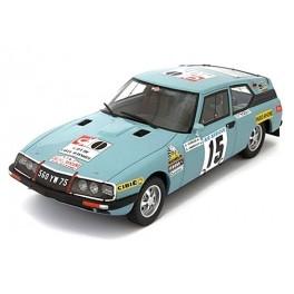 Citroen SM Proto Nr.15 Rally Bandama 1973