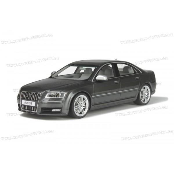 Audi S8 (D3) 2008, OttO Mobile 1:18 Model