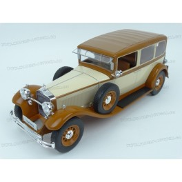 Mercedes Benz (W08) Nürburg 460/460 K 1928, MCG (Model Car Group) 1/18 scale