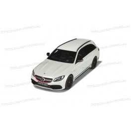 Mercedes Benz (S205) C63 S AMG T-modell 2015, GT Spirit 1/18 scale