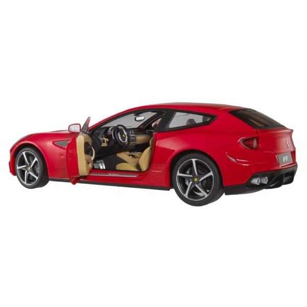 Ferrari FF 2012, HotWheels Elite (MATTEL) 1:18