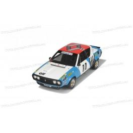 Renault 17 Gordini Gr.5 Nr.80 Rallye Vercors-Vivarais 1975, OttO mobile 1:18