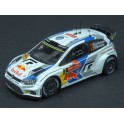 Volkswagen Polo R WRC Nr.2 Winner Rally Sweden 2014, WhiteBox 1:43