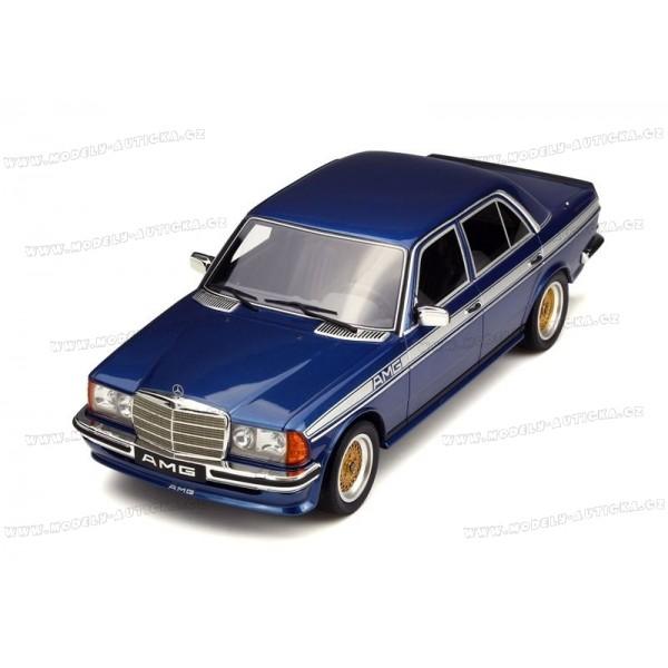 Mercedes benz w123 280 e amg 1980 otto mobile 1 18 for Mobile mercedes benz