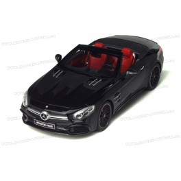 Mercedes Benz (R231) SL 63 AMG Roadster 2016 Facelift, GT Spirit 1:18
