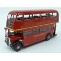 AEC Regent III RT London Bus 1939, IXO Models 1/43 scale