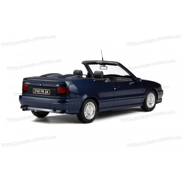 renault 19 16s cabrio 1991 phase 1 otto mobile 1 18 model. Black Bedroom Furniture Sets. Home Design Ideas