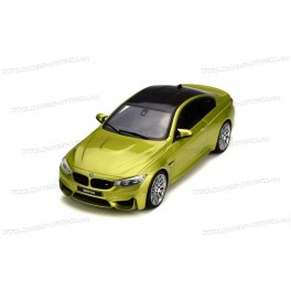 BMW (F82) M4 Competition Package 2016, GT Spirit 1:18
