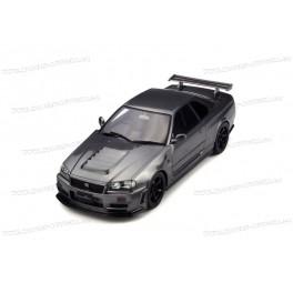 Nissan Skyline GT-R (R34) Nismo Clubman Race Spec Omori Factory 2011, OttO mobile 1/18 scale