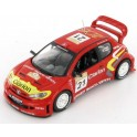 Peugeot 206 WRC Nr.21 Rally Turkey 2003, IXO MODELS 1/43 scale