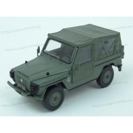 Peugeot P4 Military 1985, IXO Models 1:43