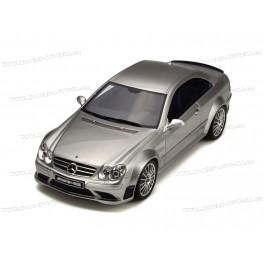 Mercedes Benz (W209) CLK 63 AMG Black Series 2008, OttO mobile 1:18