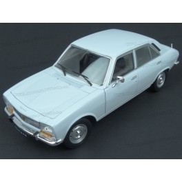 Peugeot 504 1975 (White), WELLY 1:18