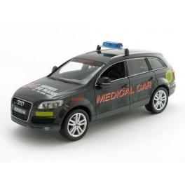 Audi Q7 Medical Car Le Mans 2006, Schuco 1:43