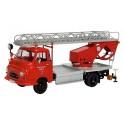 Hanomag Garant Feuerwehr mit Drehleiter
