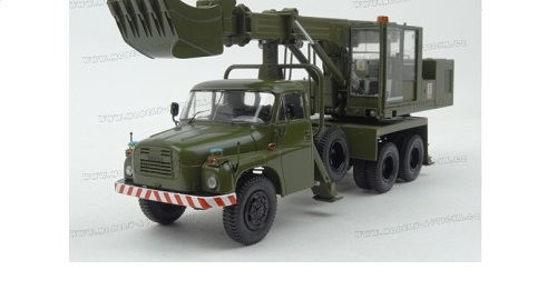 Tatra T148 UDS-110A ČSLA 1980, Start Scale Models (SSM) 1:43